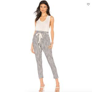 Free People-High Rise Woven Light At Sunrise Pants